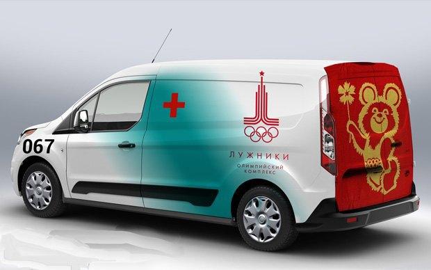 Редизайн: Новый логотип олимпийского комплекса «Лужники». Изображение № 32.