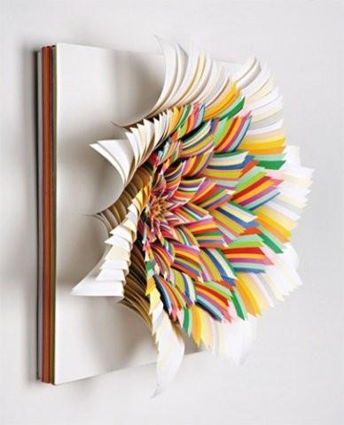 Бумажное искусство. Изображение № 1.