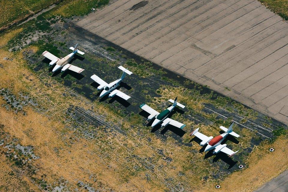Фото: промзона Мельбурна, снятая свертолёта. Изображение № 3.