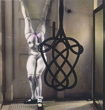 Сюрреалистические куклы Ханса Беллмера. Изображение № 5.
