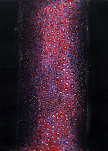 Ранние работы Яёй Кусама. Изображение № 3.