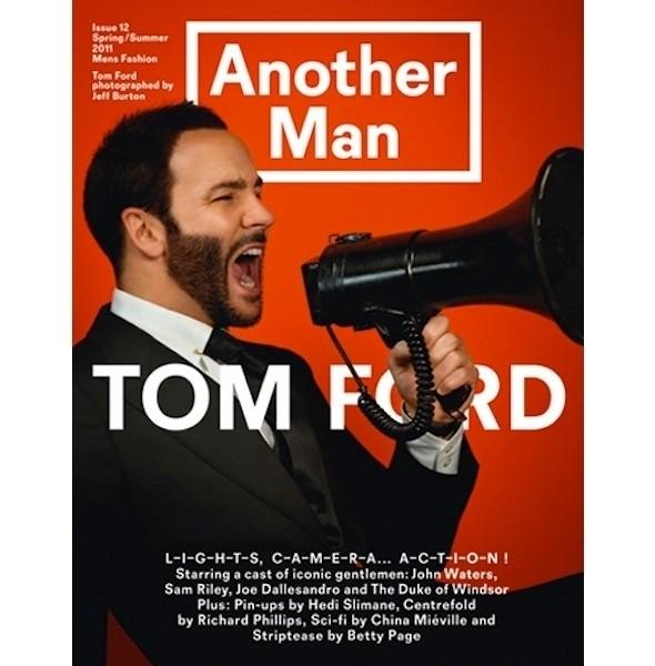 Изображение 2. Обложки: AnOther Man, GQ Style, Vogue Hommes и другие.. Изображение № 1.