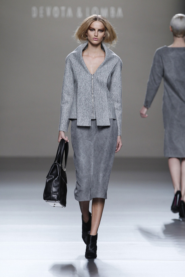 Испанцы Fall Winter 2011/2012: DEVOTA & LOMBA. Изображение № 11.