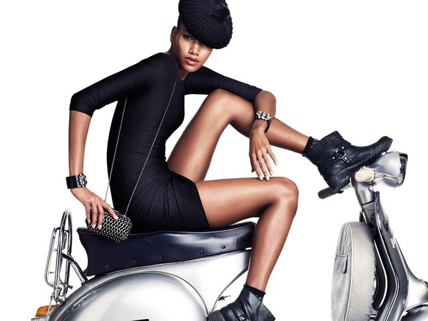 Новые кампании Gap, H&M, Missoni, Wrangler и Neiman Marcus. Изображение №8.