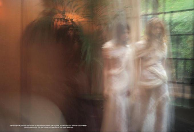 Dazed & Confused, Fat, Vogue и другие журналы выпустили новые съемки. Изображение № 18.