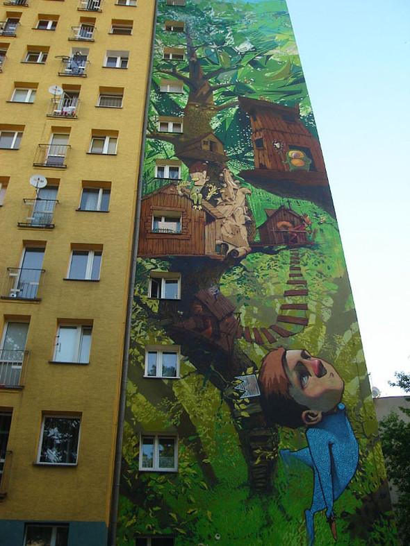 Большая коллекция уличного искусства. Изображение № 42.