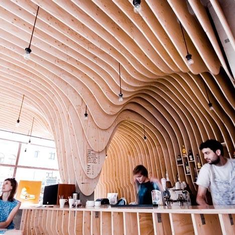 Под стойку: 15 лучших интерьеров баров в 2011 году. Изображение № 41.