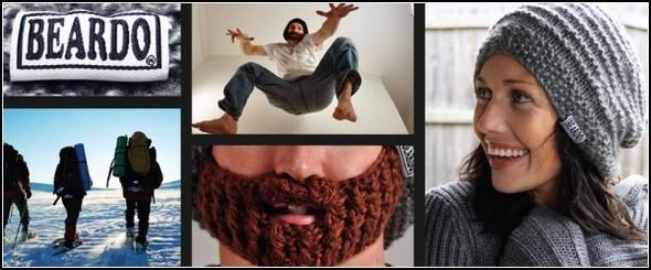 Шапка с бородой. Изображение № 2.