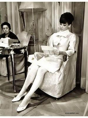 Одри Хепберн в фильме «Как украсть миллион». Изображение № 41.