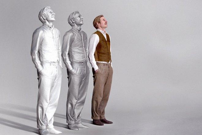 В Гамбурге можно распечатать свою 3D-статуэтку. Изображение № 5.