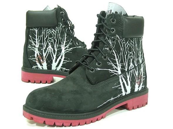 Легендарные ботинки Timberland. Изображение № 9.