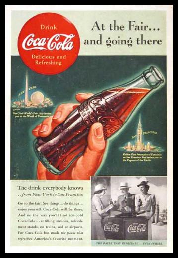 Изображение 20. Coca-cola – История бренда, история рекламы.. Изображение № 20.