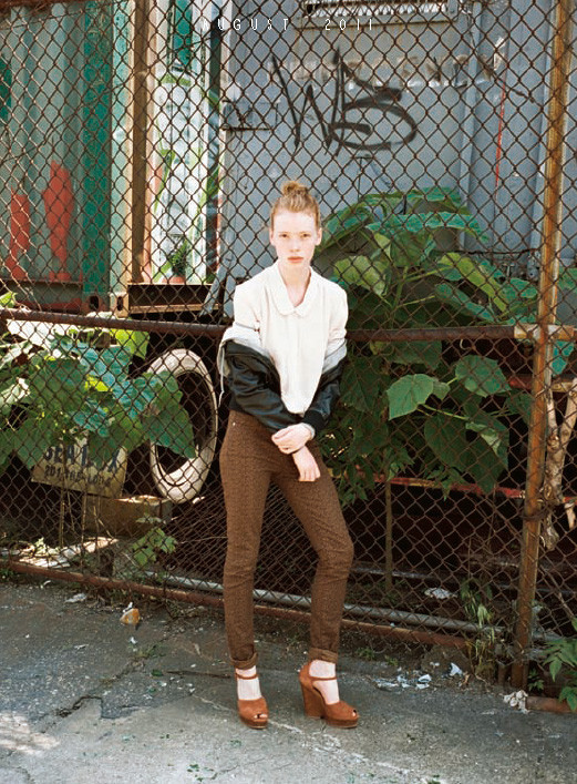 Лукбук: Urban Outfitters Early Fall 2011. Изображение № 3.