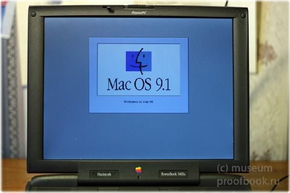 Ретро: Apple Powerbook 3400c200 97года. Изображение № 25.