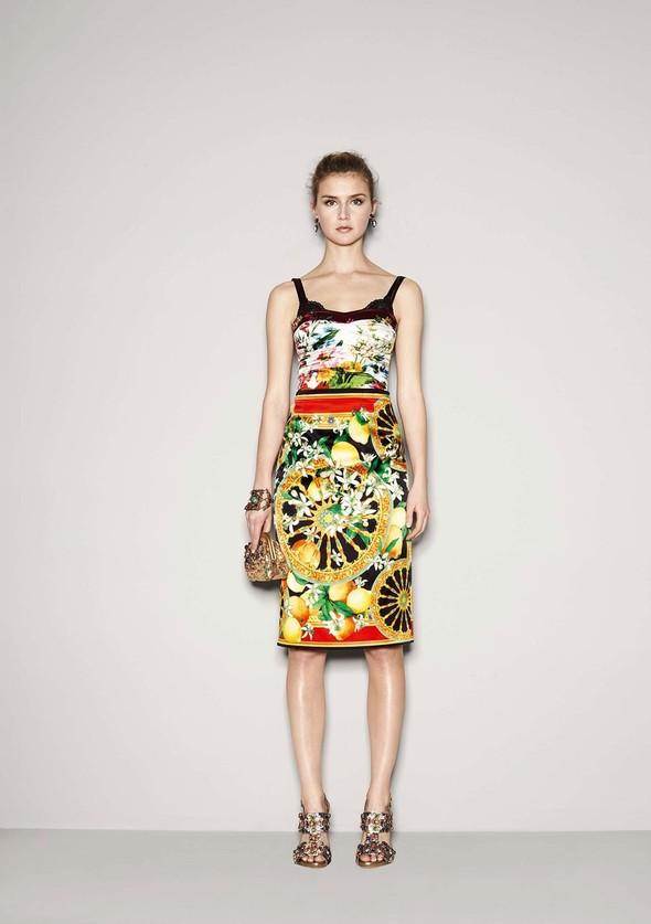 Лукбук: Dolce & Gabbana FW 2011 Women's. Изображение № 73.