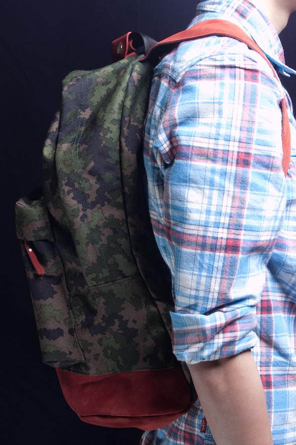 GOOD LOCAL — специальная серия рюкзаков Гоши Орехова. Изображение № 12.