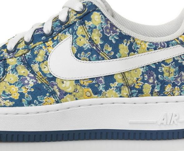 Изображение 1. Цветущее лето Nike Sportswear и Liberty.. Изображение № 1.