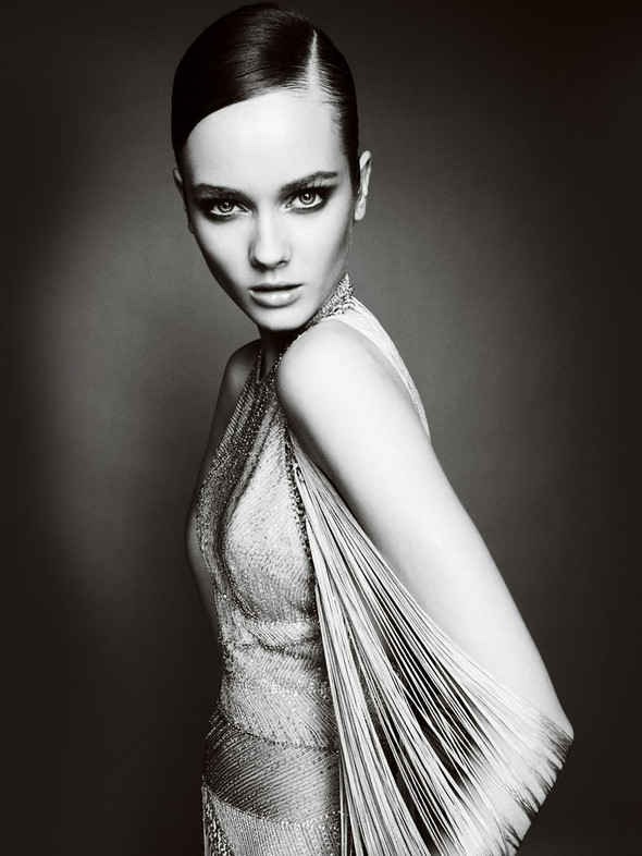 Atelier Versace FW 2010. Изображение № 6.
