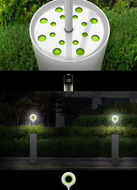 Светодиодная Лампа «Энергетическое семя». Изображение № 4.