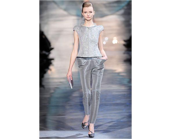 Неделя моды в Париже: Haute Couture. Изображение № 14.