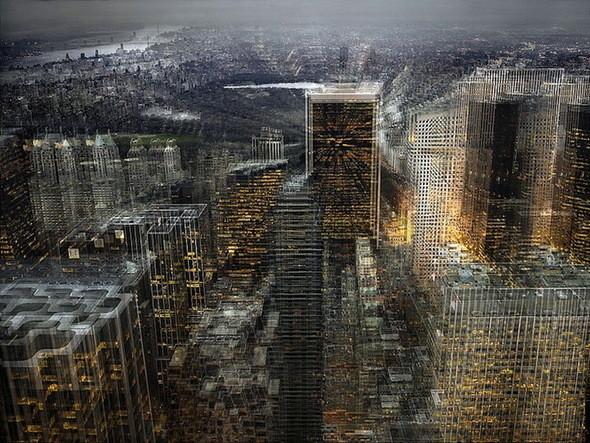 Изображение 4. Серия Zooming In an Out of New York .. Изображение № 4.