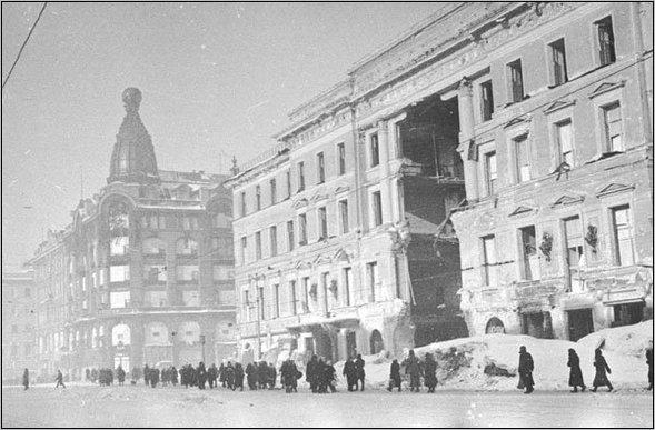 Блокада ленинграда. Изображение №13.