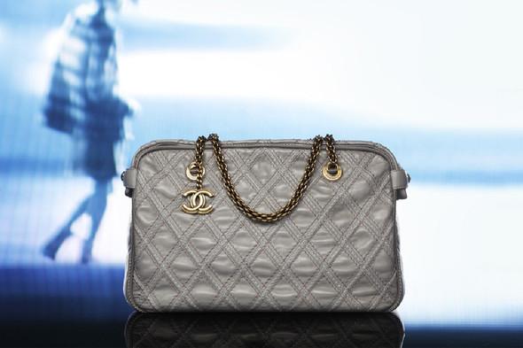 Лукбук: Chanel FW 2011 Bags. Изображение № 8.