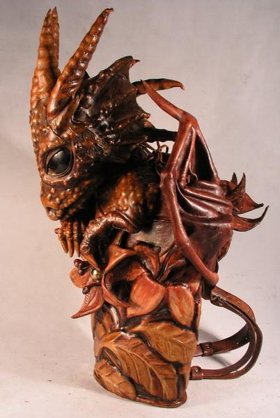 Увас дракон наспине. Изображение № 79.