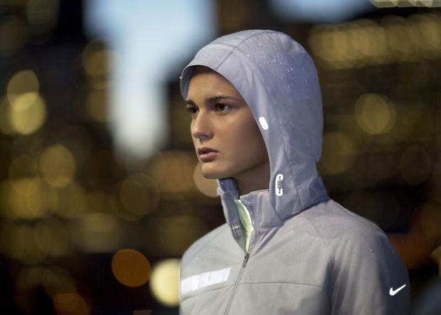 Снег бегу не помеха или новая беговая коллекция Nike. Изображение № 1.