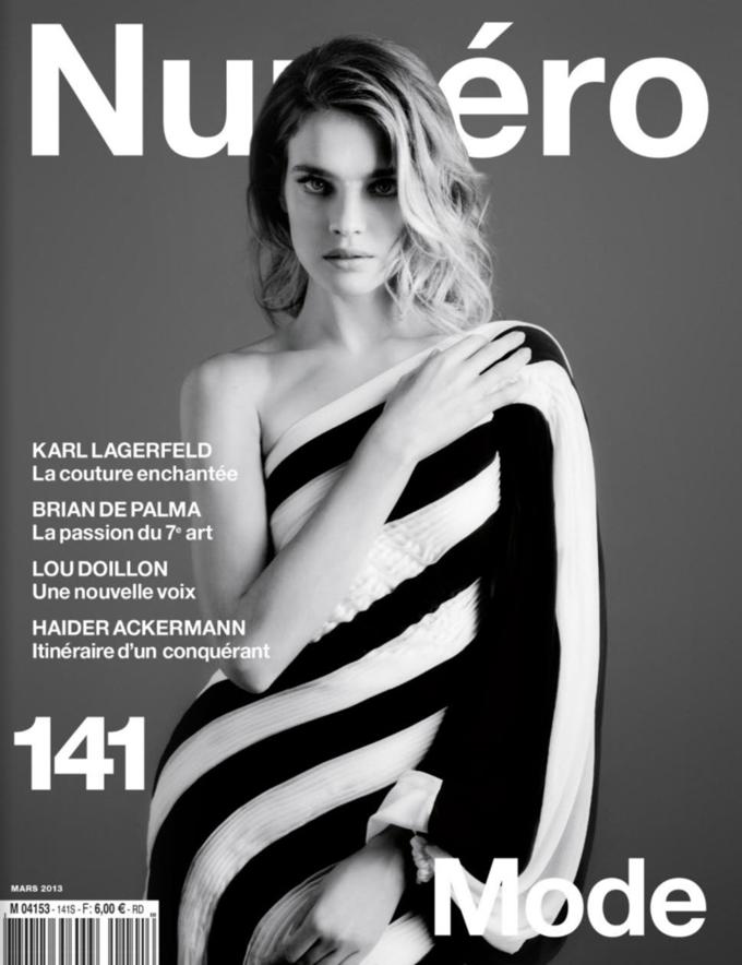 Вышли новые обложки Interview, Numero и Pop. Изображение № 7.