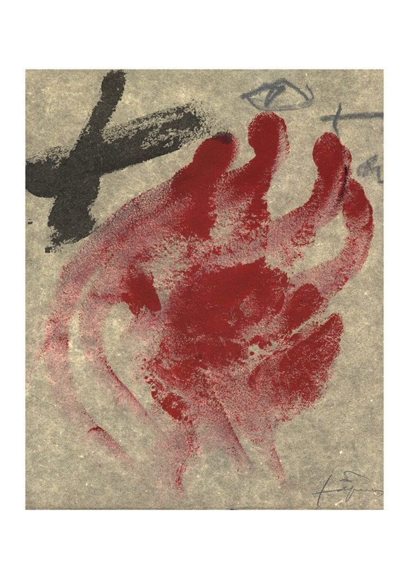 Antoni Tapies. Изображение № 69.