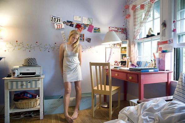 """Изображение 4. """"Девушки и их комнаты"""".. Изображение № 4."""