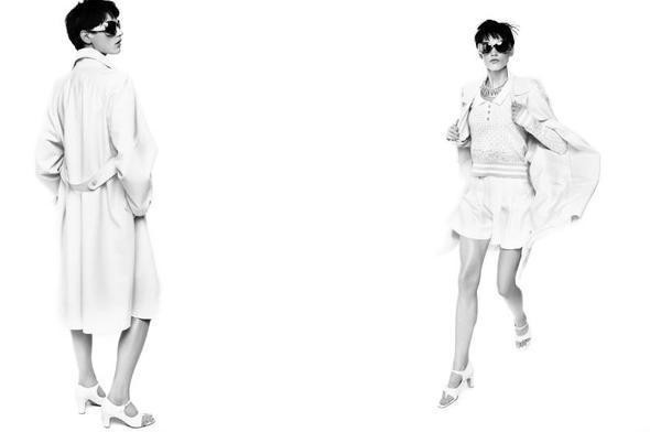 Изображение 1. Chanel Cruise 2012 Collection.. Изображение № 1.