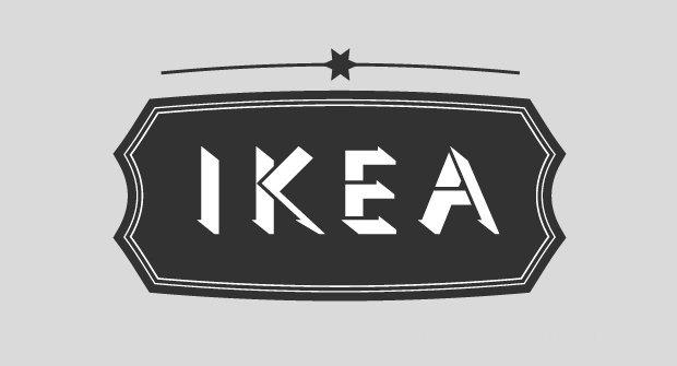 10 экспериментов с логотипами крупных компаний. Изображение № 41.