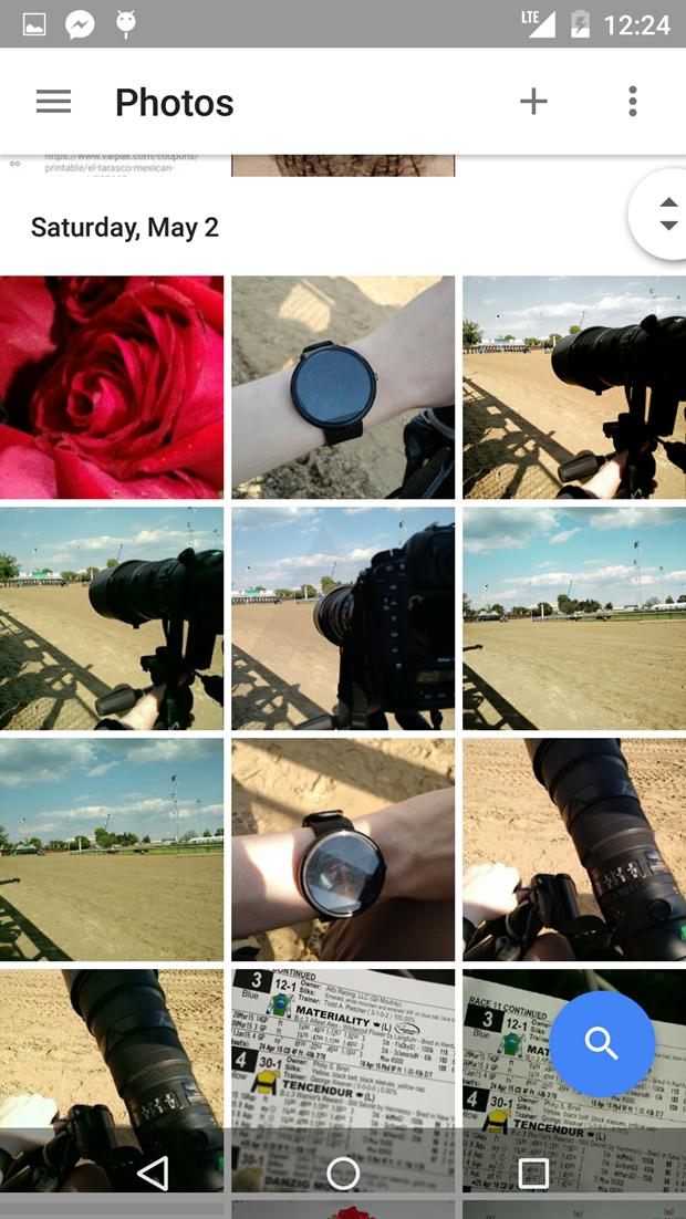 СМИ выложили скриншоты приложения Google для фотографий . Изображение № 17.
