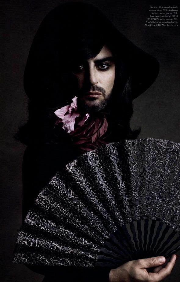 Изображение 81. Съемки: Harper's Bazaar, Industrie, Vogue и другие.. Изображение № 14.