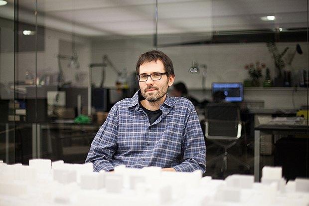 Создатель Futteralhaus о том, почему умрёт традиционная архитектура. Изображение №2.