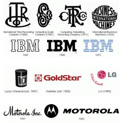 Эволюция логотипов. Изображение № 5.