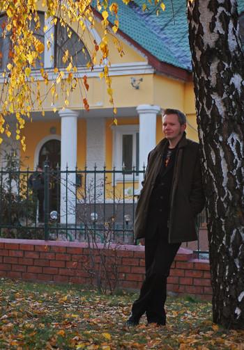 Игорь Удачин: Я влюбил в тебя целый свет, не открыв имени. Изображение № 2.