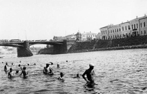 Москва-река, 1926 г.. Изображение № 15.
