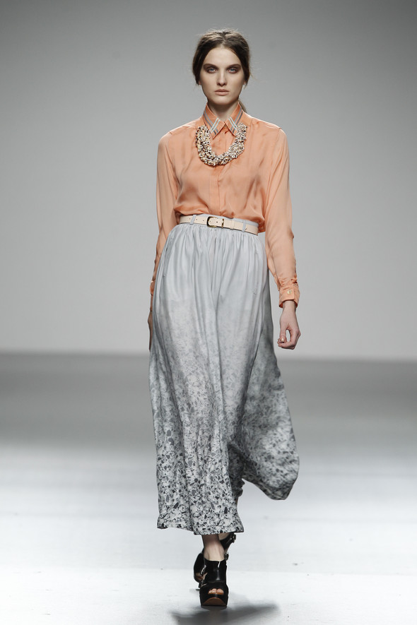 Madrid Fashion Week A/W 2012: El Colmillo de Morsa. Изображение № 16.