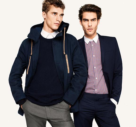 Кампания: Клемент Шаберно и Джон Кортахарена для H&M. Изображение № 1.
