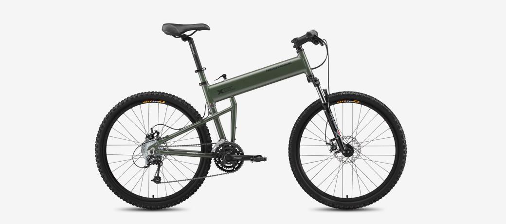 7 складных велосипедов, на которых легко уехать  от забот. Изображение № 7.