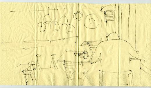 «Мне нравится думать, что художники — это простые люди». Изображение № 41.