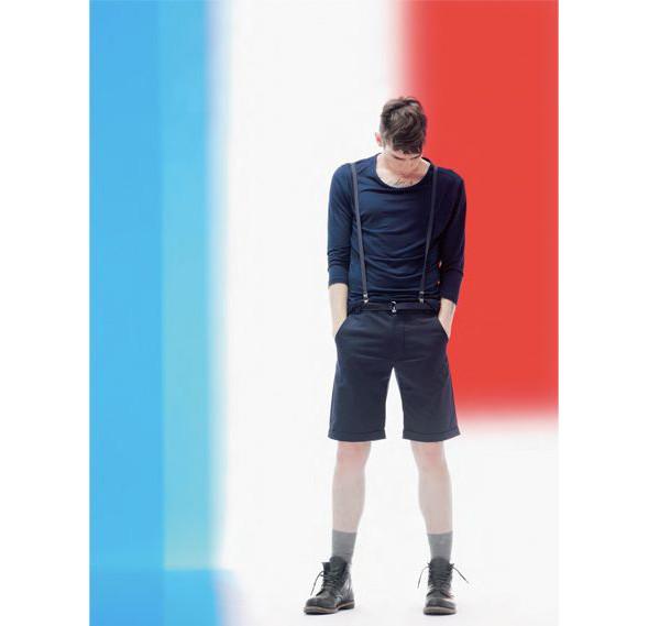 Изображение 35. Мужские лукбуки: Lanvin en Bleu, T by Alexander Wang, Tom Ford и другие.. Изображение № 35.