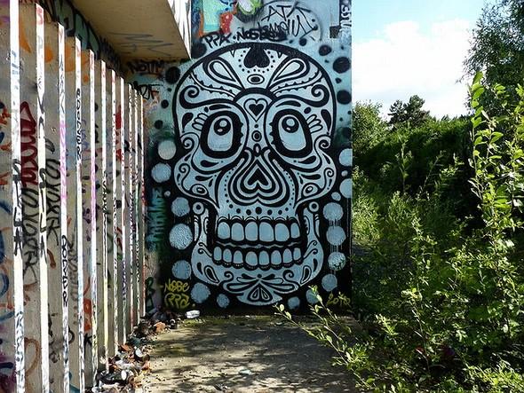 Стрит-арт в Париже. Изображение № 13.