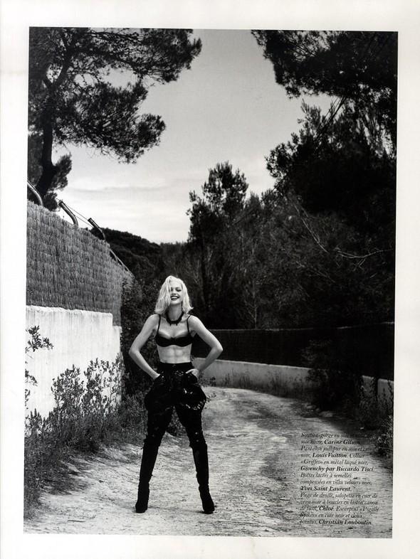 Превью съёмки: Саша Пивоварова для Vogue. Изображение № 7.