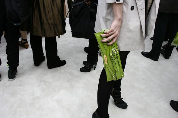 Изображение 23. Детали: London Fashion Week AW 2011.. Изображение № 23.
