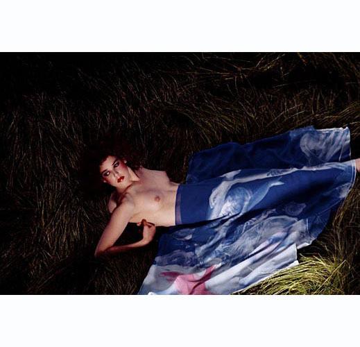 Части тела: Обнаженные женщины на фотографиях 70х-80х годов. Изображение № 33.
