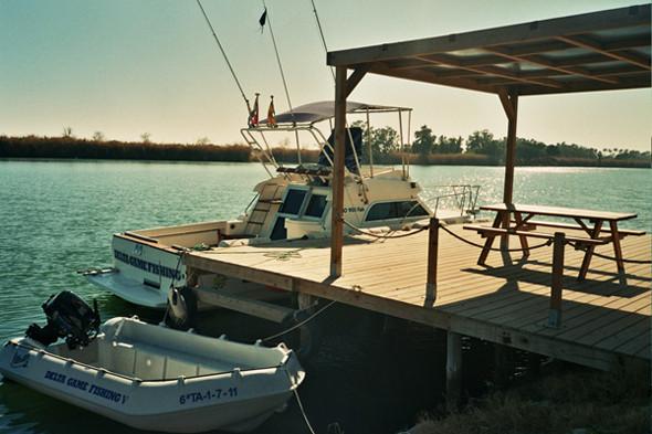 Устье реки Эбро. Изображение №32.